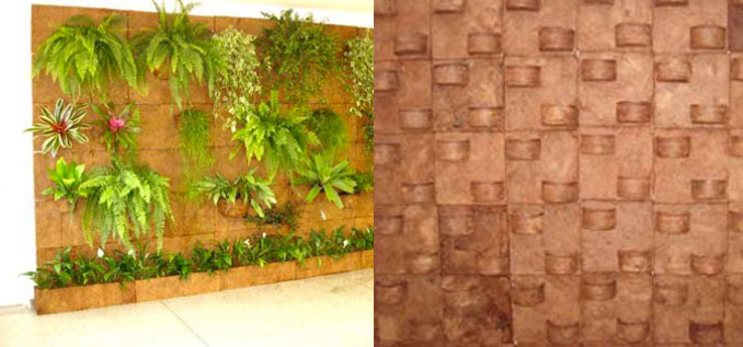 jardim vertical vasos meia lua : jardim vertical vasos meia lua:maneiras de fazer um jardim vertical – Carla Dadazio